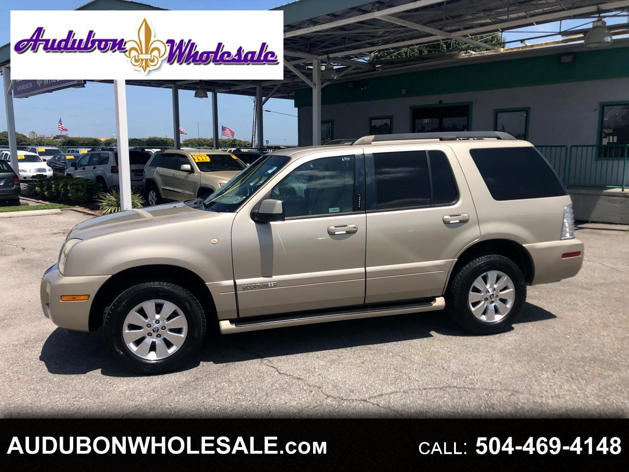 Mercury Mountaineer Luxury 4.0L 2WD 2007