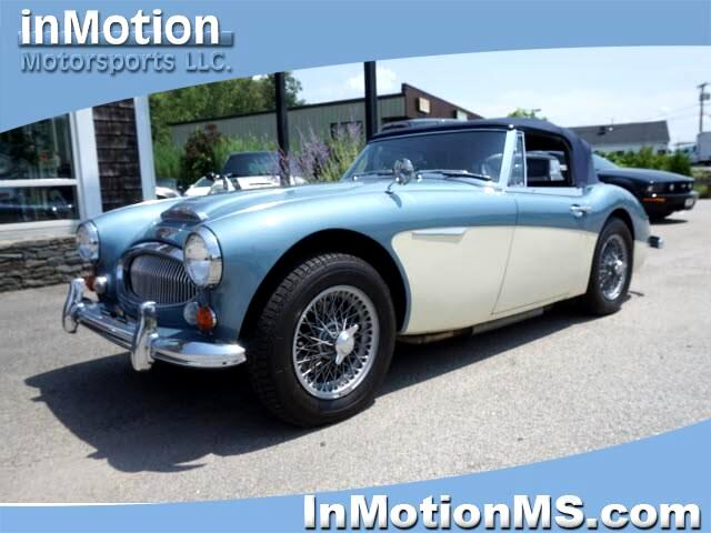 1967 Austin-Healey 3000 Mark III Convertible