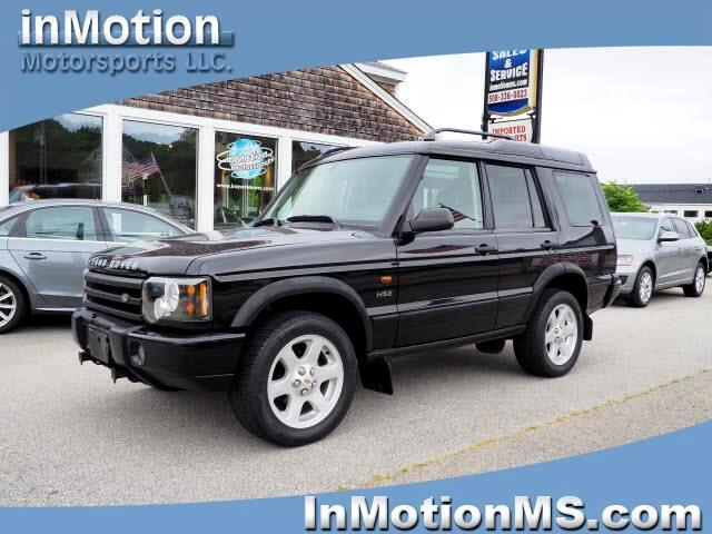 2003 Land Rover Discovery HSE
