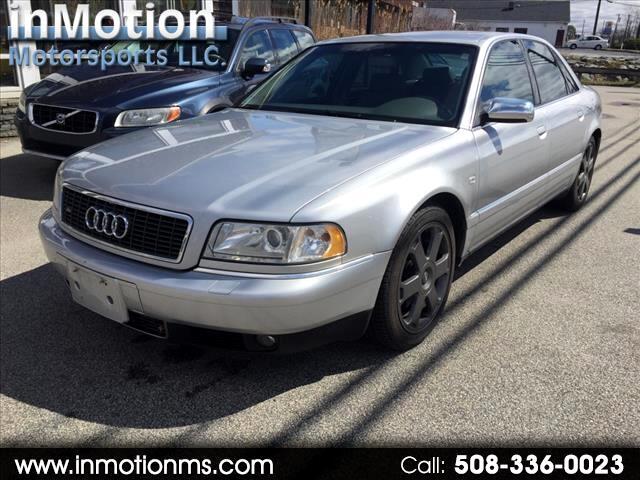 Audi S8 4.2 2002