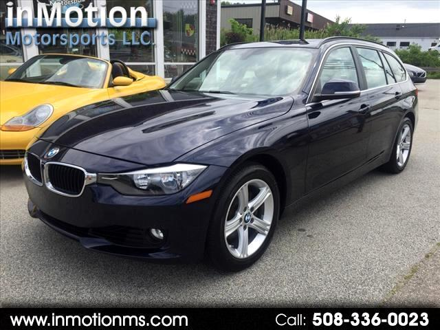 BMW 3-Series Sport Wagon 328xi 2015