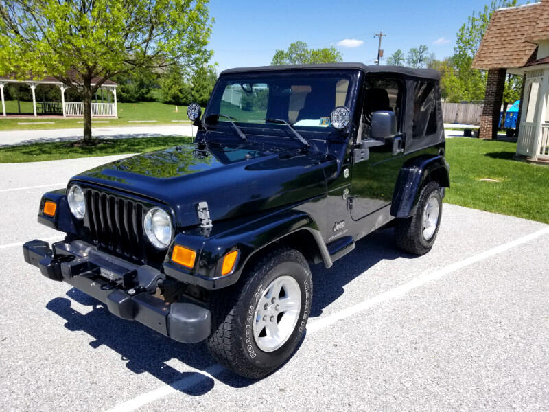 2005 Jeep Wrangler X