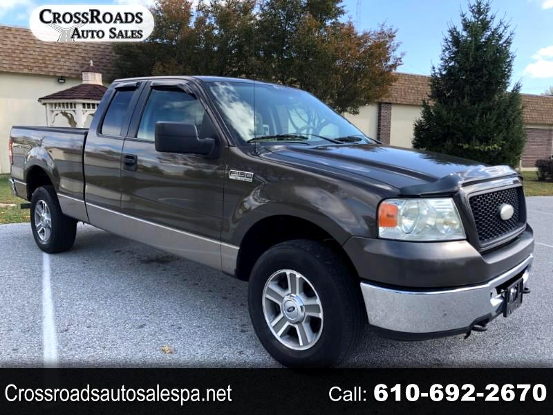 Ford F-150 XLT 6.5-ft. Bed 4WD 2006
