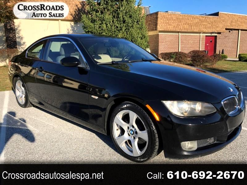 BMW 3-Series 328xi Coupe 2007