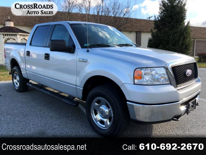 Ford F-150 XLT SuperCrew 4WD 2008