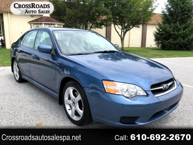 Subaru Legacy 2.5 i 2007