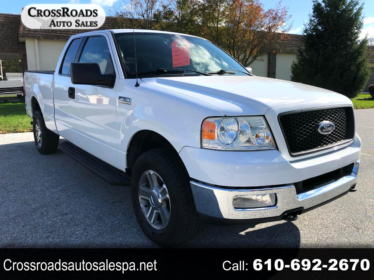 Ford F-150 XLT SuperCab 4WD 2005