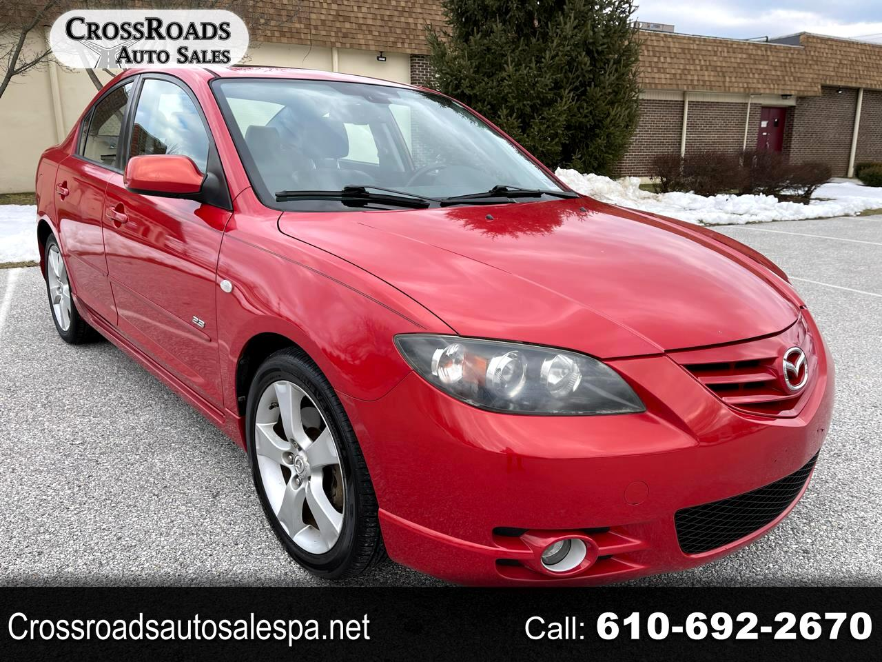 Used Mazda Mazda3 West Chester Pa