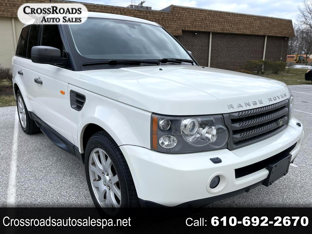 Used Land Rover Range Rover Sport West Chester Pa