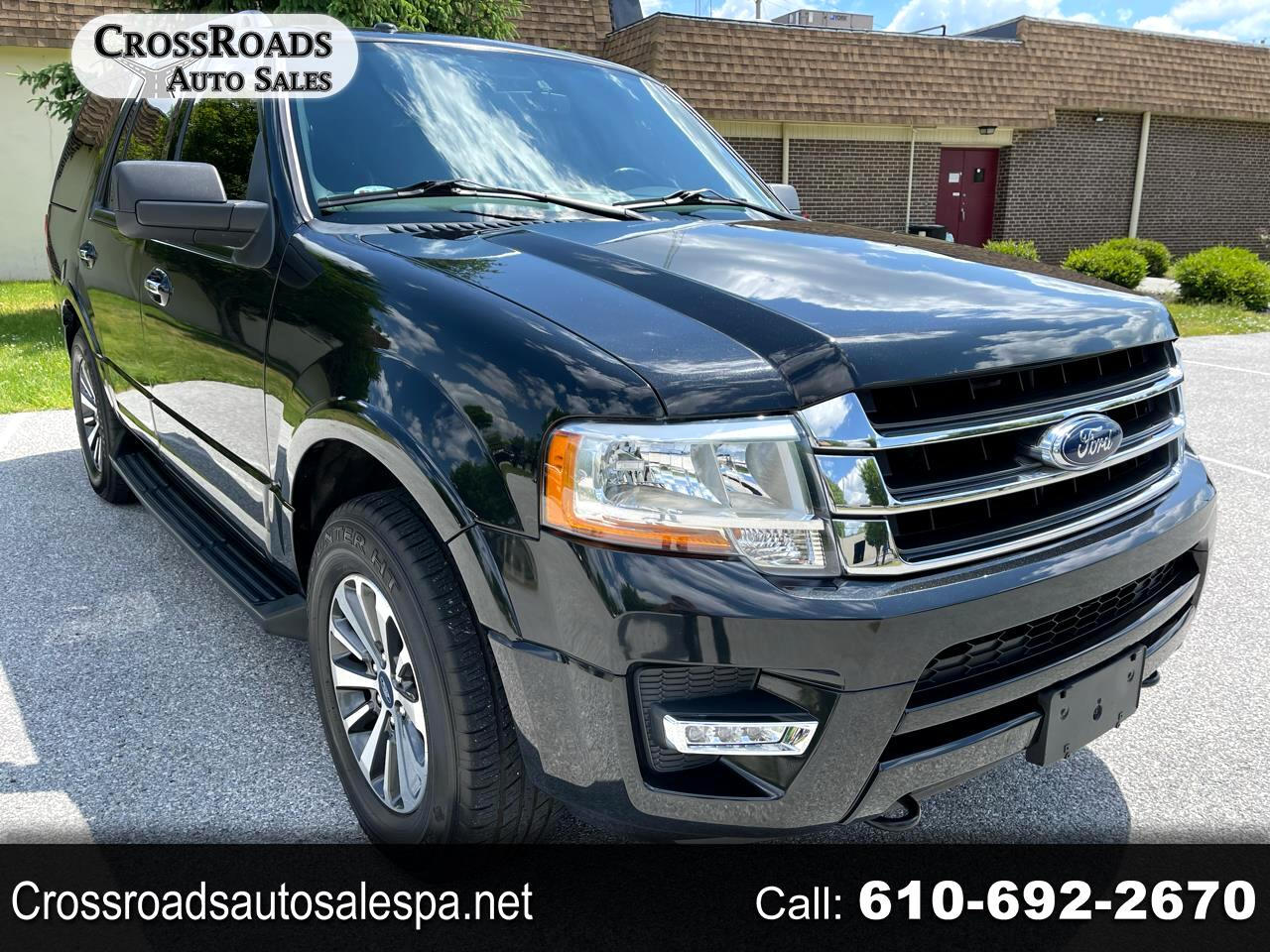 Ford Expedition XLT 4WD 2015