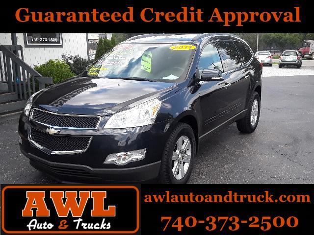 2011 Chevrolet Traverse 2LT FWD