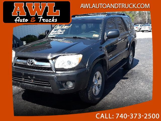 2008 Toyota 4Runner 4dr Limited V8 Auto 4WD (Natl)