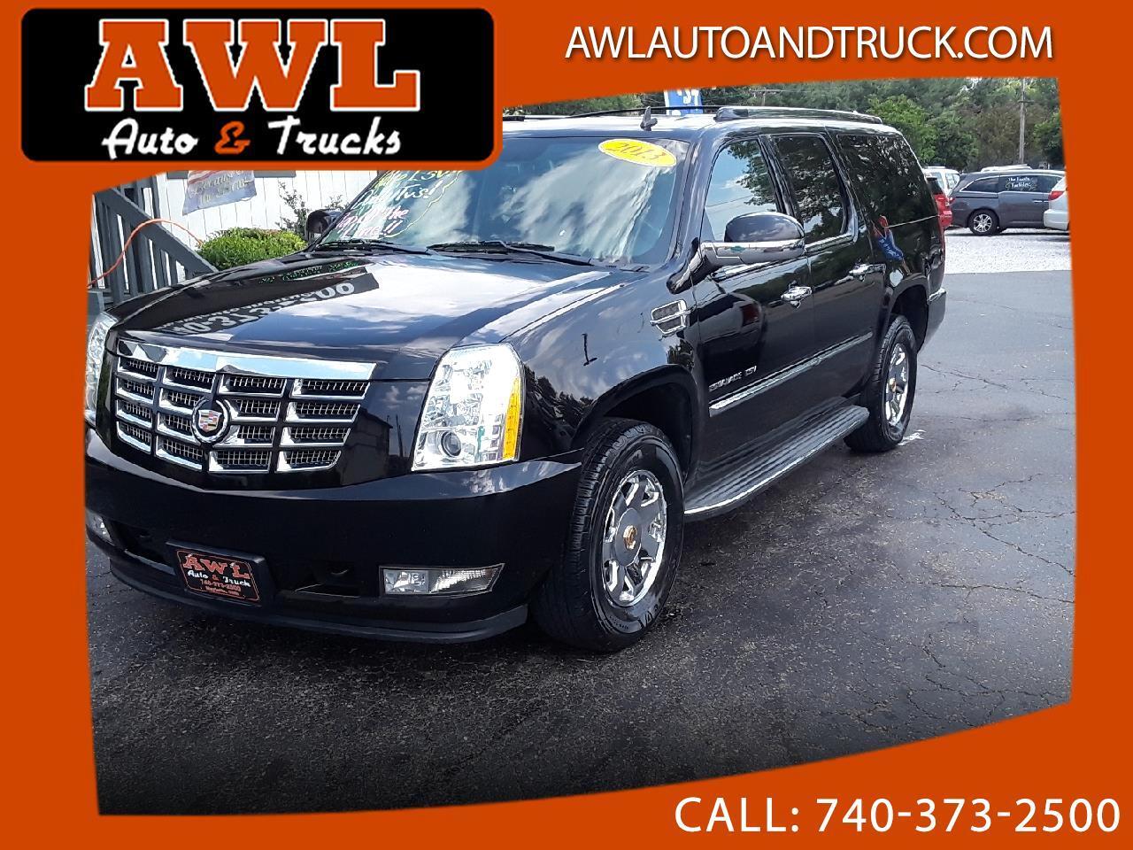 Cadillac Escalade ESV AWD Luxury 2013