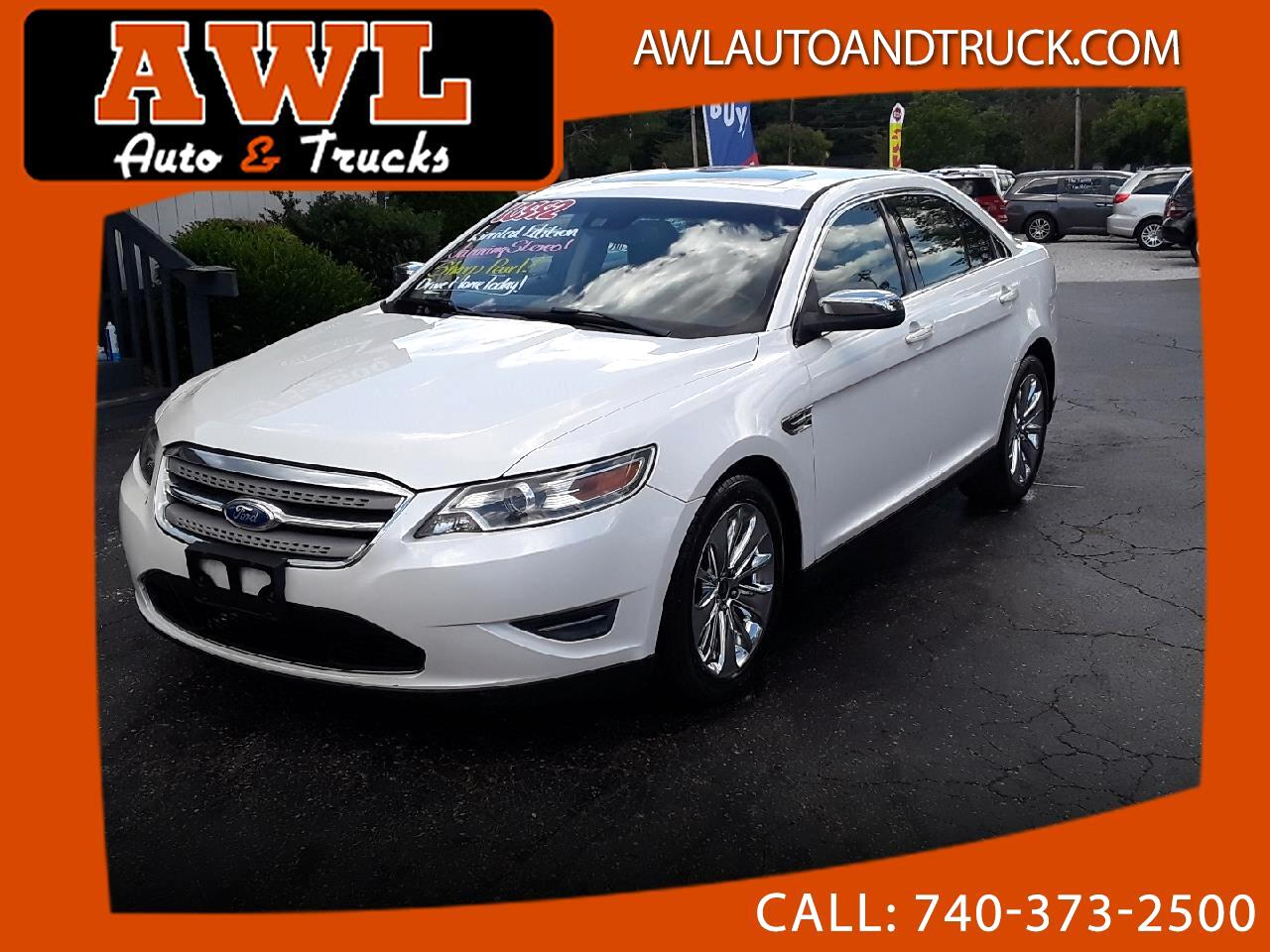 Ford Taurus Limited FWD 2012
