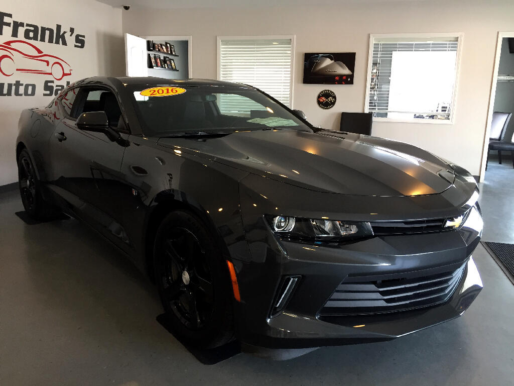 2016 Chevrolet Camaro 1LT Coupe