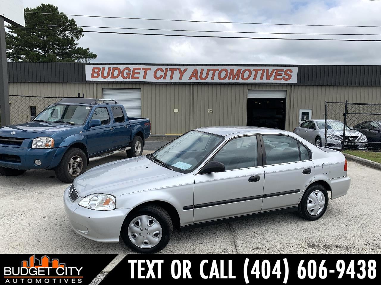 1999 Honda Civic LX sedan