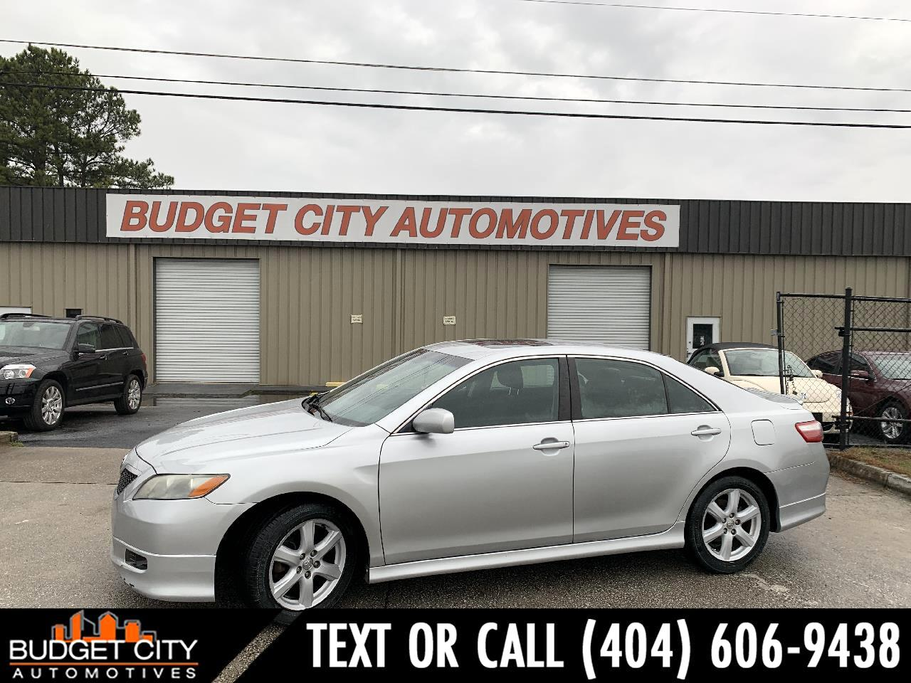 Toyota Camry SE 5-Spd AT 2007
