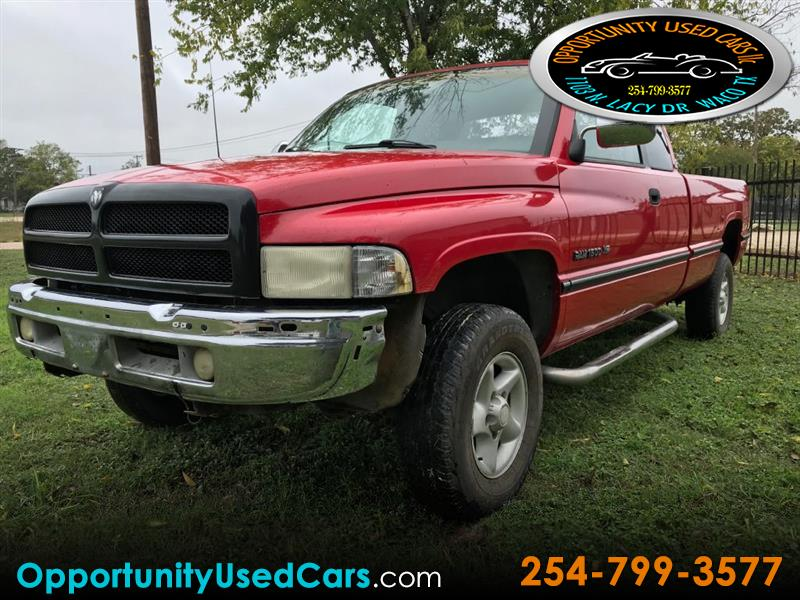1997 Dodge Ram 1500 ST Club Cab 8-ft. Bed 4WD