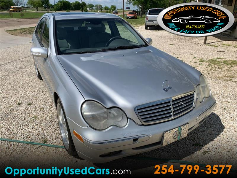 Mercedes-Benz C-Class 2004 for Sale in Waco, TX