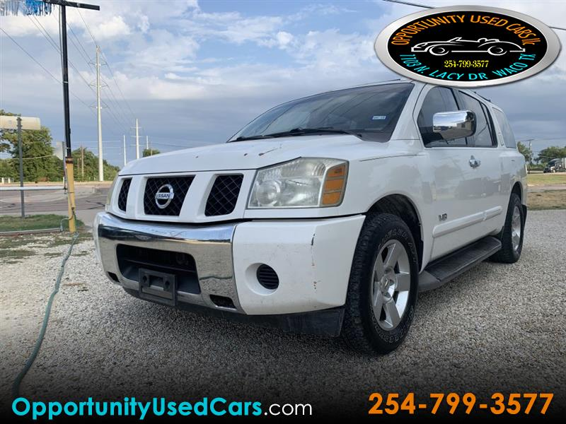 Nissan Armada 2006 for Sale in Waco, TX