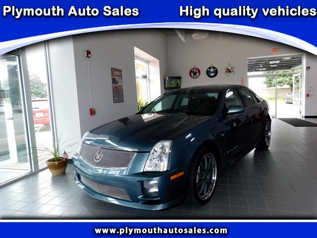 2006 Cadillac STS V