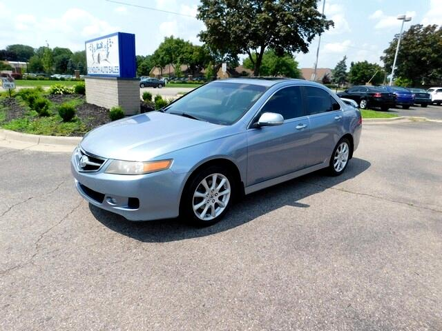 Acura TSX 6-Speed MT with Navigation 2006