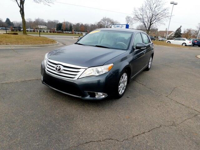 Toyota Avalon Limited 2012