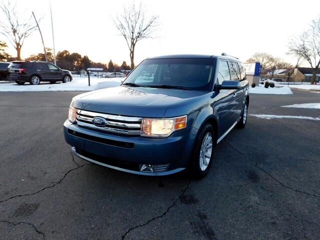 Ford Flex SEL FWD 2010