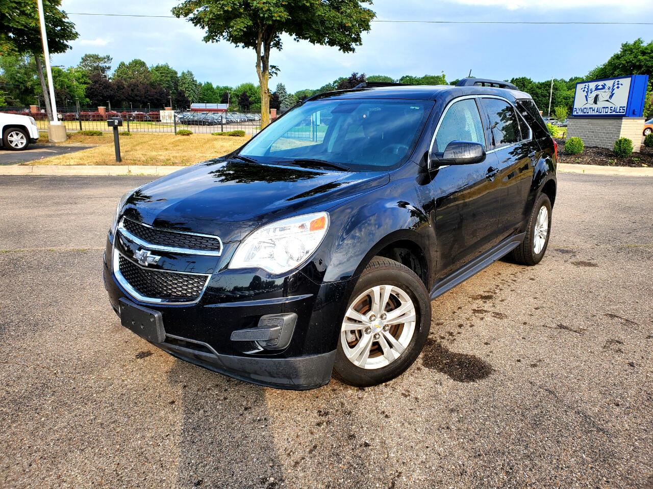 Chevrolet Equinox 1LT 2WD 2014