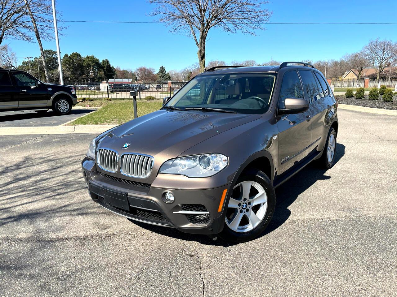 BMW X5 xDrive35d 2012