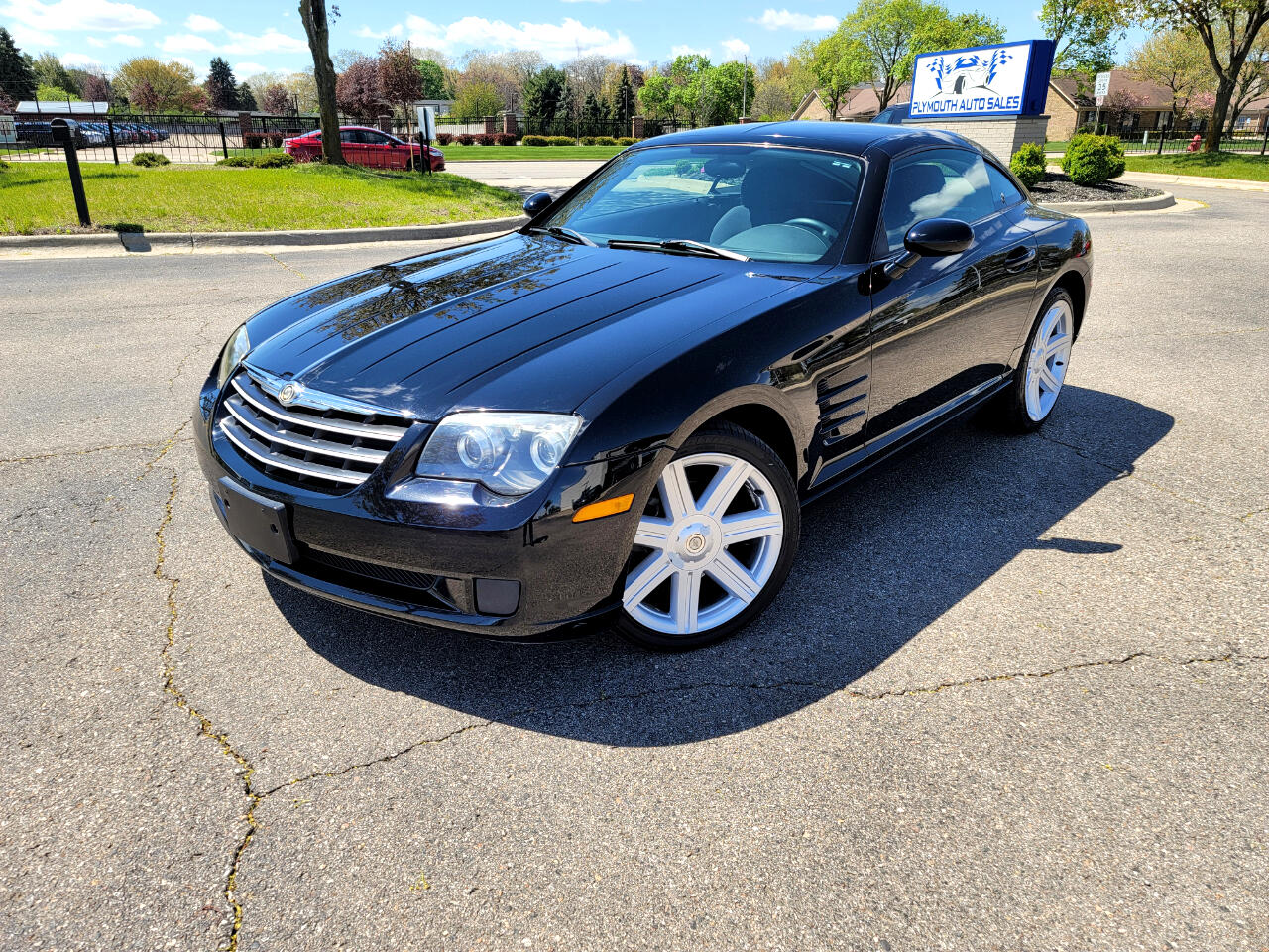 Chrysler Crossfire Coupe 2005
