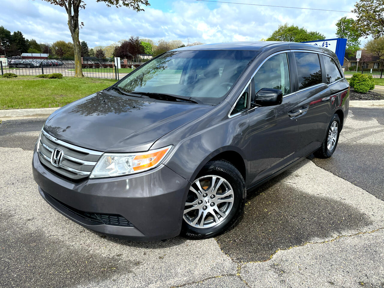 Honda Odyssey EX-L 2013