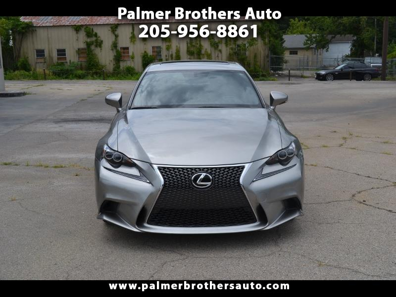 Lexus IS 250 RWD 2015