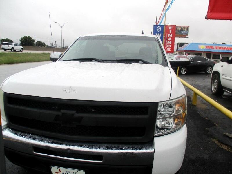 """2009 Chevrolet Silverado 1500 2WD Ext Cab 143.5"""" LT"""