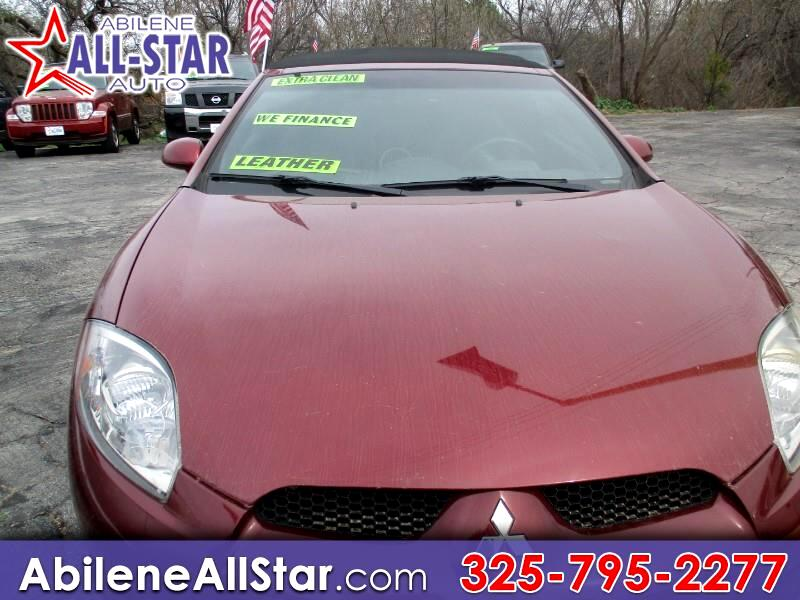 2007 Mitsubishi Eclipse 2dr Spyder Manual GS
