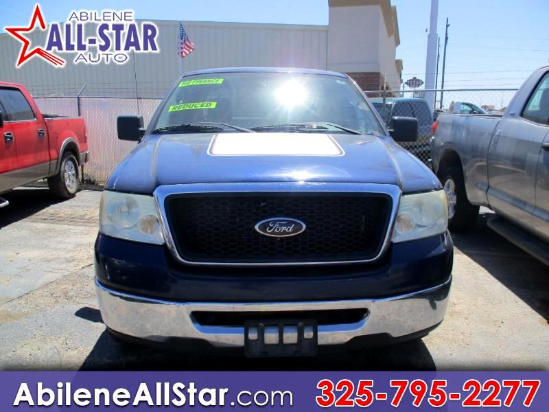 "2007 Ford F-150 2WD SuperCrew 139"" FX2"