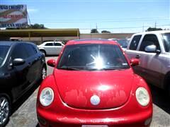 2005 Volkswagen New Beetle Coupe