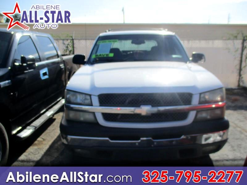 "Chevrolet Avalanche 1500 5dr Crew Cab 130"" WB 2004"