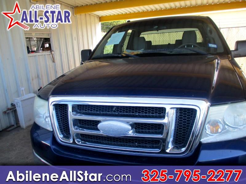 """Ford F-150 2WD SuperCrew 139"""" FX2 2007"""