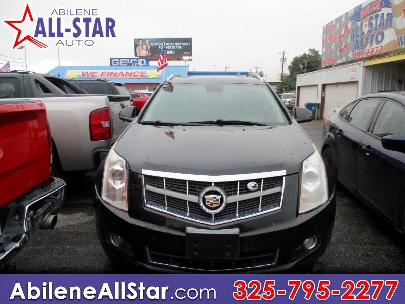 Cadillac SRX FWD 4dr Premium Collection 2010