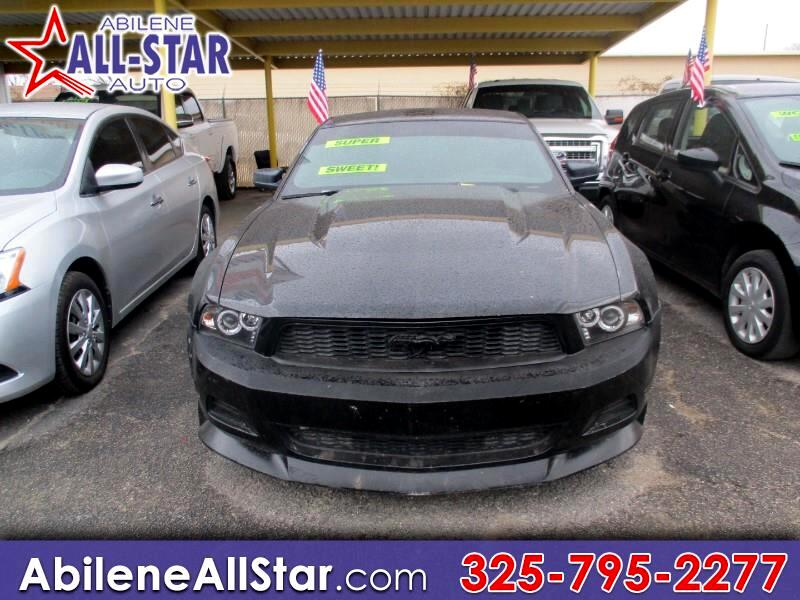 Ford Mustang 2dr Cpe V6 2010