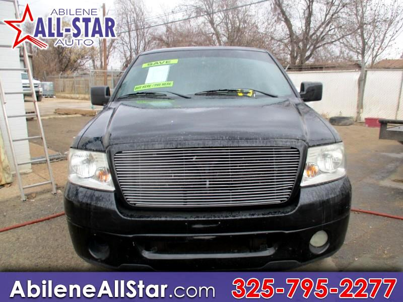 """Ford F-150 SuperCrew 139"""" King Ranch 2006"""