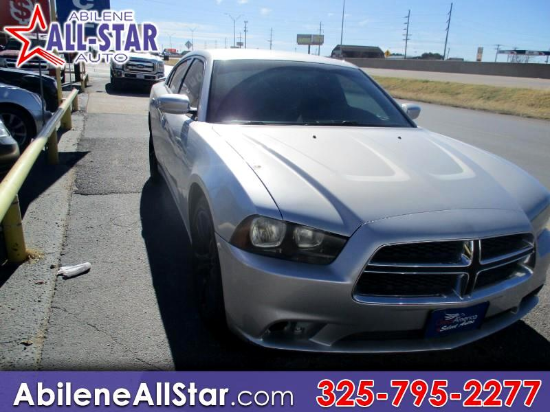 Dodge Charger 4dr Sdn SE RWD 2012