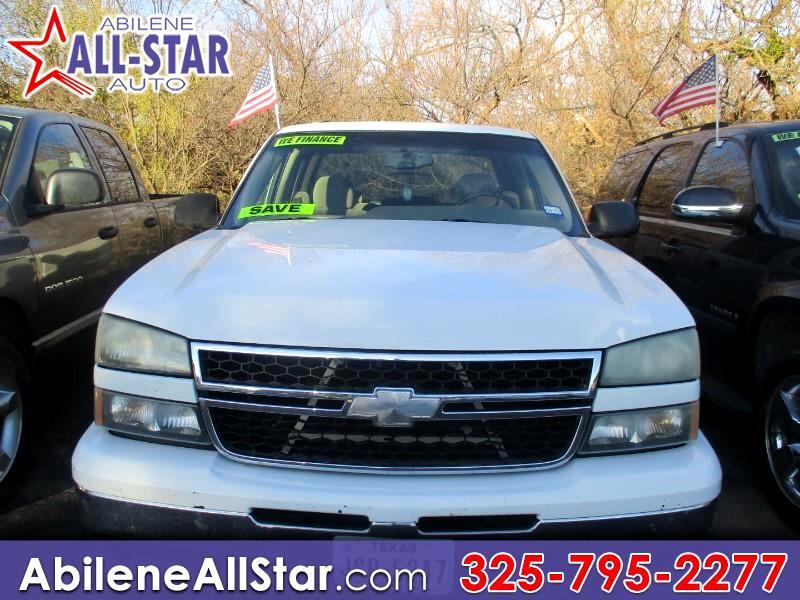 "Chevrolet Silverado 1500 Classic 2WD Crew Cab 143.5"" LS 2007"