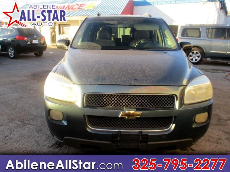 Chevrolet Uplander 4dr Ext WB FWD LT w/2LT 2006