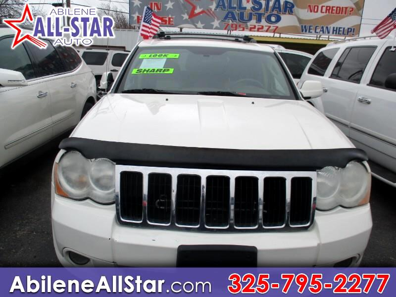 Jeep Grand Cherokee RWD 4dr Limited 2008