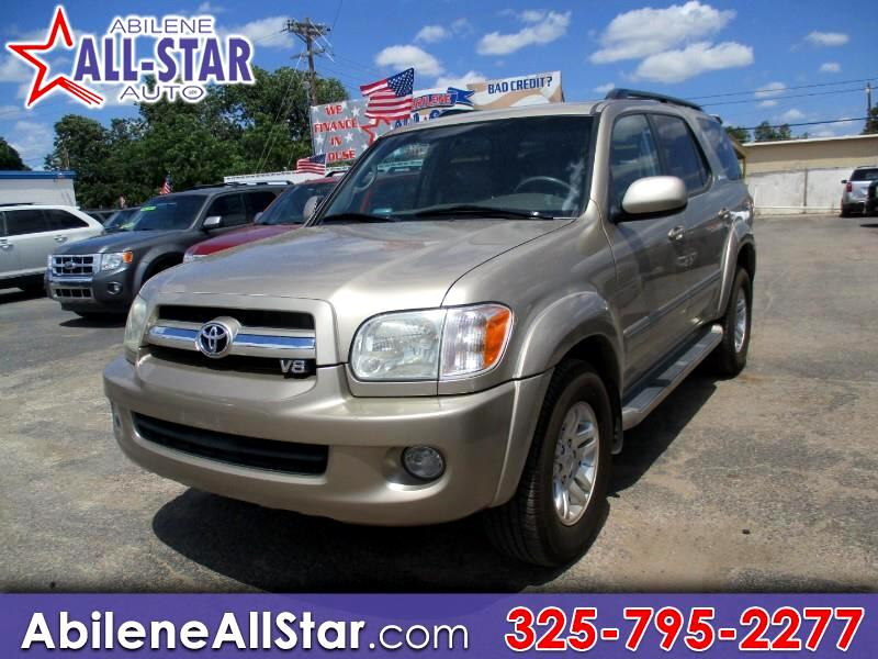 Toyota Sequoia 4dr Limited (Natl) 2006