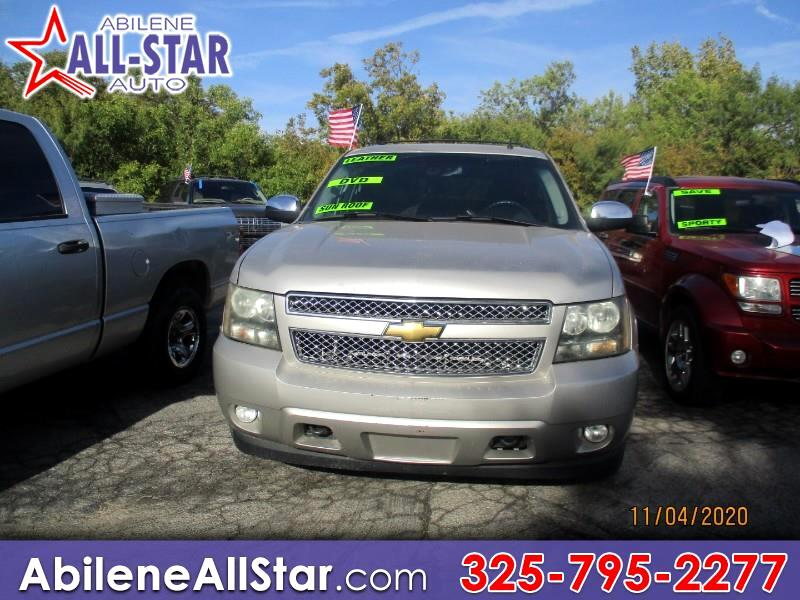 Chevrolet Tahoe 4WD 4dr 1500 Commercial 2007
