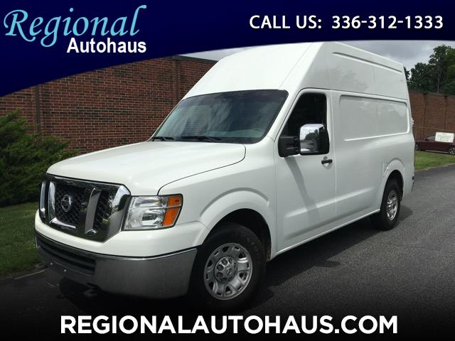 2013 Nissan NV Cargo 3500 HD V8 High Roof