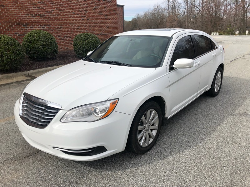 2012 Chrysler 200 200S FWD
